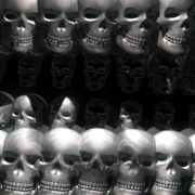 Skull-Wall-FullHD-Vj-loop_009 VJ Loops Farm - Video Loops & VJ Clips