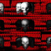 Trio-Skullface-Full-HD-Vj-Loop-LIMEART VJ Loops Farm - Video Loops & VJ Clips