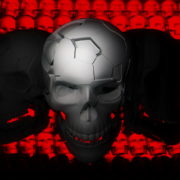 Trio-Skullface-Full-HD-Vj-Loop-LIMEART_006 VJ Loops Farm - Video Loops & VJ Clips