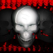 Trio-Skullface-Full-HD-Vj-Loop-LIMEART_007 VJ Loops Farm - Video Loops & VJ Clips