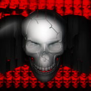 Trio-Skullface-Full-HD-Vj-Loop-LIMEART_008 VJ Loops Farm - Video Loops & VJ Clips