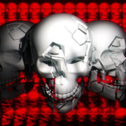 Trio-Skullface-Full-HD-Vj-Loop-LIMEART_009 VJ Loops Farm - Video Loops & VJ Clips