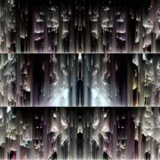 Tunnel-Rain-LIMEART-VJ-Loop VJ Loops Farm - Video Loops & VJ Clips