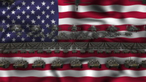 vj video background USA-Army-Flag-LIMEART-VJ-Loop_003