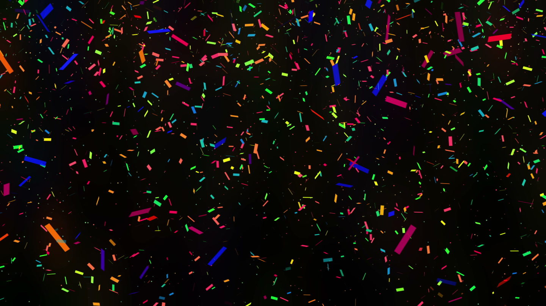 vj video background Confetti-Falling-Color-LIMEART_003
