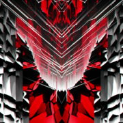 vj video background Flower-Stripe-Glitch-Vj-Loop-LIMEART_003