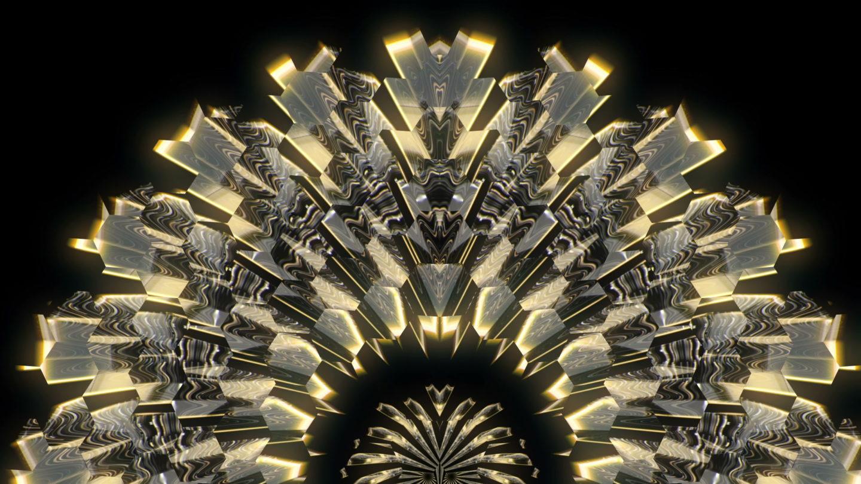 vj video background Gold-Diadora-Vj-Loop-LIMEART_003