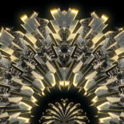 vj video background Gold-Diadora-Vj-Loop-LIMEART_003