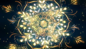 vj video background Gold-Snow-Ring-VJ-Loop-LIMEART_003