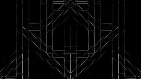 vj video background Grid-Lines-Strobe-Vj-Loop-LIMEART_003