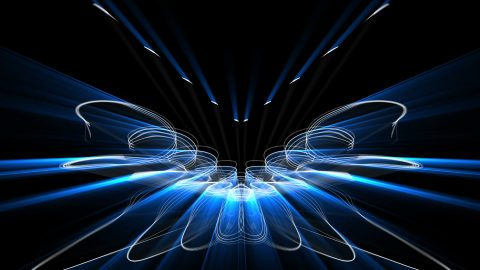 vj video background Line-Wings-Vj-Loop-LIMEART_003