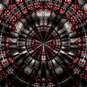 Ornament-Red-Shift-VJ-Loop-LIMEART_002 VJ Loops Farm - Video Loops & VJ Clips