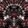 vj video background Ornament-Red-Shift-VJ-Loop-LIMEART_003