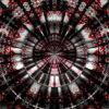 Ornament-Red-Shift-VJ-Loop-LIMEART_004 VJ Loops Farm - Video Loops & VJ Clips