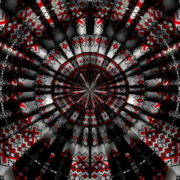Ornament-Red-Shift-VJ-Loop-LIMEART_007 VJ Loops Farm - Video Loops & VJ Clips
