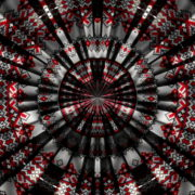 Ornament-Red-Shift-VJ-Loop-LIMEART_008 VJ Loops Farm - Video Loops & VJ Clips