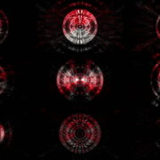 Red-Sphere-Gate-Vj-Loop-LIMEART VJ Loops Farm - Video Loops & VJ Clips