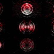 Red-Sphere-Gate-Vj-Loop-LIMEART VJ Loops Farm - Video Loops & VJ Clips