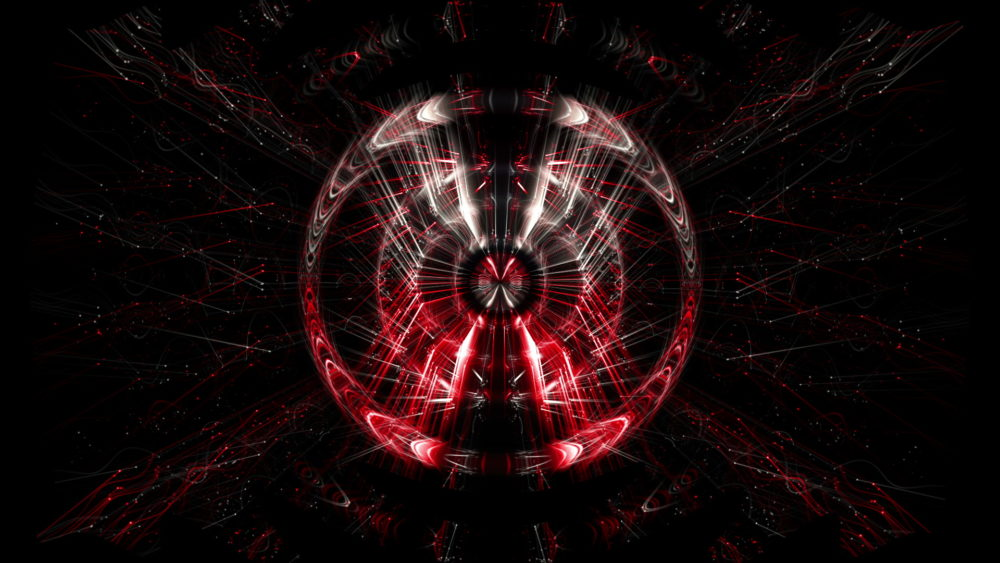 vj video background Red-Sphere-Gate-Vj-Loop-LIMEART_003