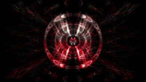 vj video background Red-Sphere-Gate-Vj-Loop-LIMEART_003
