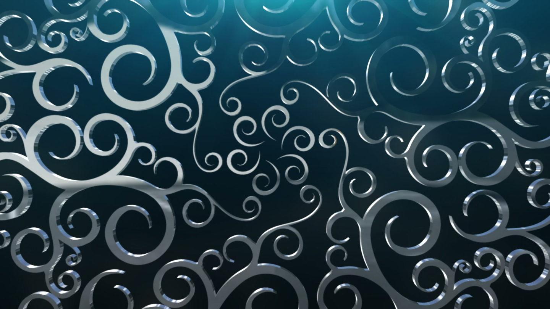 vj video background Snowflake-Blue-Screen-VJ-Loop-LIMEART_003