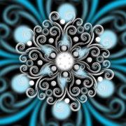 Snowflake-Ornarum-Floor-Vj-Loop-LIMEART_005 VJ Loops Farm - Video Loops & VJ Clips