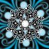 Snowflake-Ornarum-Floor-Vj-Loop-LIMEART_006 VJ Loops Farm - Video Loops & VJ Clips