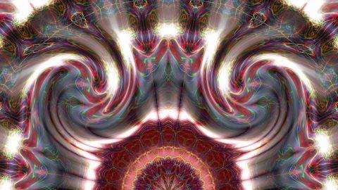 vj video background Tribal-Twirl-VJ-Loop-LIMEART_003