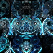 Twirl-Mask-Vj-Loop-LIMEART VJ Loops Farm - Video Loops & VJ Clips