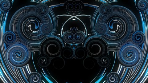 vj video background Twirl-Mask-Vj-Loop-LIMEART_003