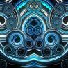 Twirl-Mask-Vj-Loop-LIMEART_005 VJ Loops Farm - Video Loops & VJ Clips