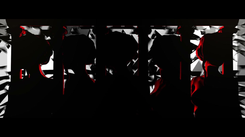 vj video background Girl-in-Pantheon-VJ-Loop-LIMEART_003