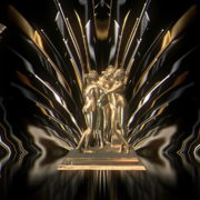 Gold-Girls-Statue-VJ-Loop-LIMEART_006 VJ Loops Farm - Video Loops & VJ Clips