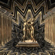 vj video background Kompas-Girl-Statue-Vj-Loop-LIMEART_003