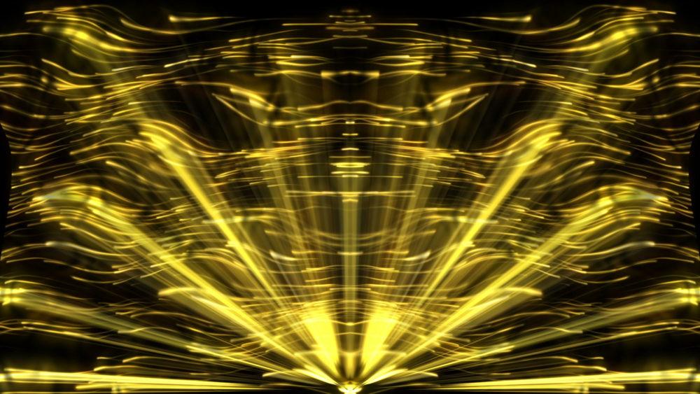 vj video background Rainbow-Waves-VJ-Loop-LIMEART_003