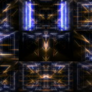 Gold-Blue-Lines_1920x1080_60fps_VJLoop_LIMEART VJ Loops Farm - Video Loops & VJ Clips