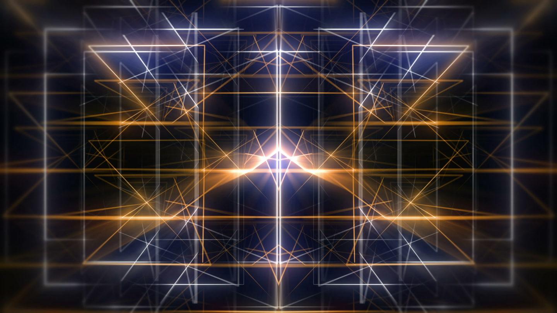 vj video background Gold-Blue-Lines_1920x1080_60fps_VJLoop_LIMEART_003