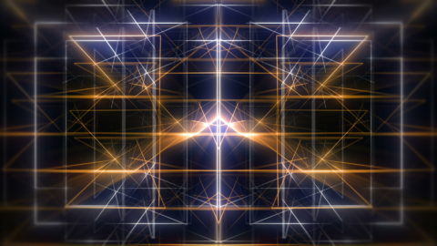 vj video background Gold-Blue-Lines_1920x1080_60fps_VJLoop_LIMEART_003