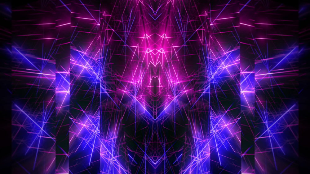 vj video background Lines-Mirrors-Pattern_1920x1080_60fps_VJLoop_LIMEART_003