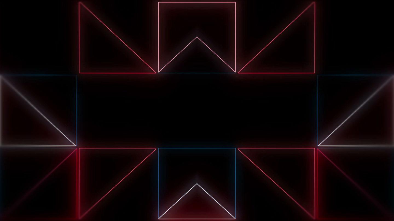 vj video background Neon-Red-Pattern_1920x1080_60fps_VJLoop_LIMEART_003