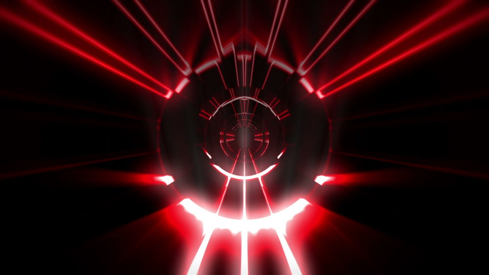 vj video background Red-Displace-Tunnel-LIMEART-VJ-Loop-FullHD_003