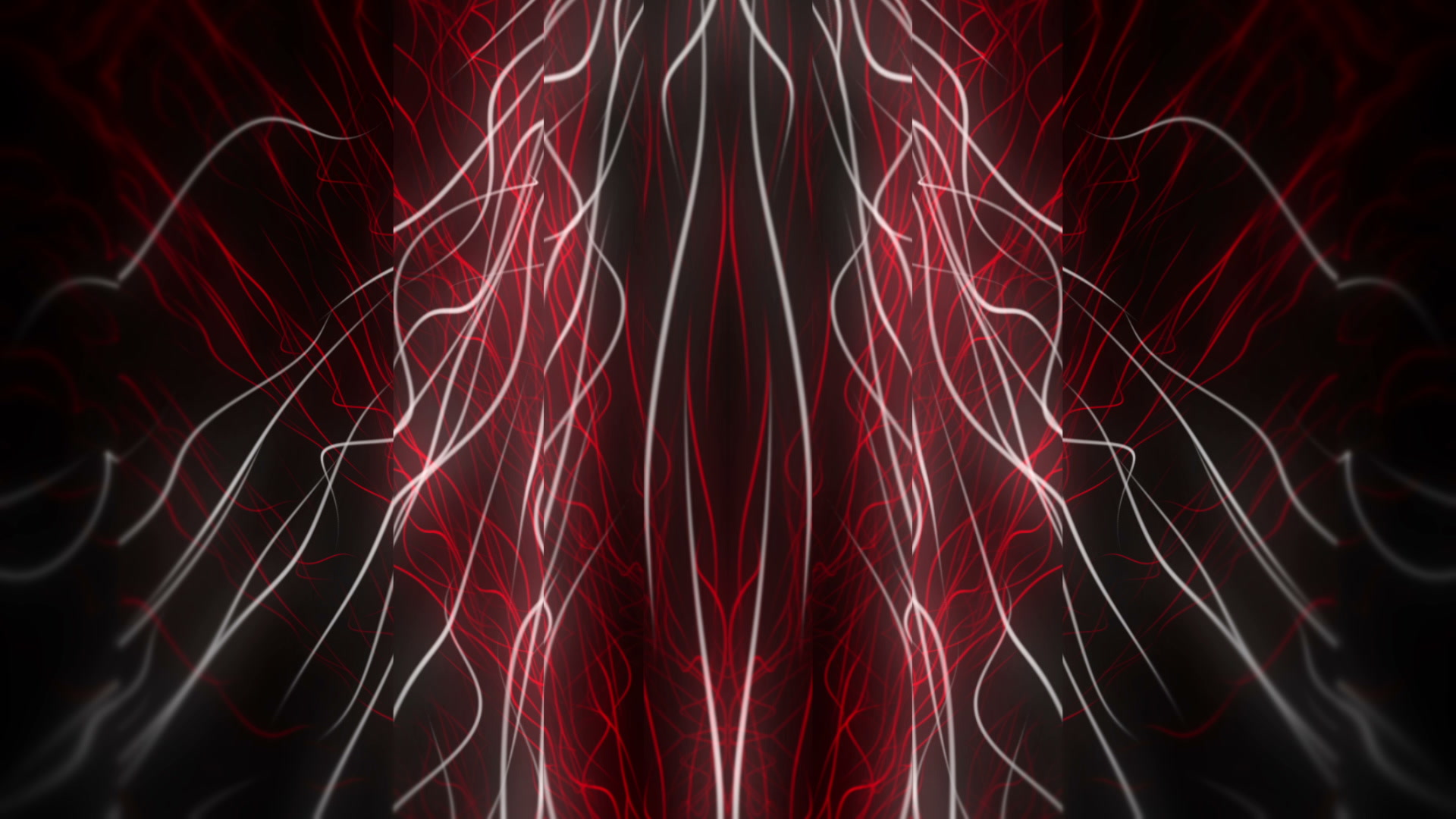 vj video background Red-White-Matrix-_1920x1080_60fps_VJLoop_LIMEART_003