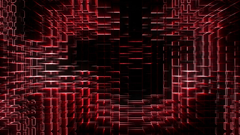 vj video background Redstrude-Pattern-LIMEART-VJ-Loop-FullHD_003