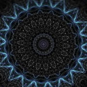 vj video background Slow-Polygonal-Line-Sun-LIMEART-VJ-Loop-FullHD_003