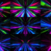 Tunnel-Dance-TriColor_1920x1080_60fps_VJLoop_LIMEART VJ Loops Farm - Video Loops & VJ Clips