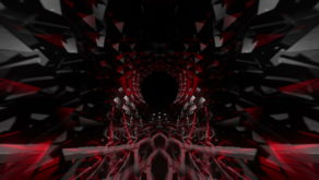 vj video background Tunnel-Fish-Skin-LIMEART-VJ-Loop_003