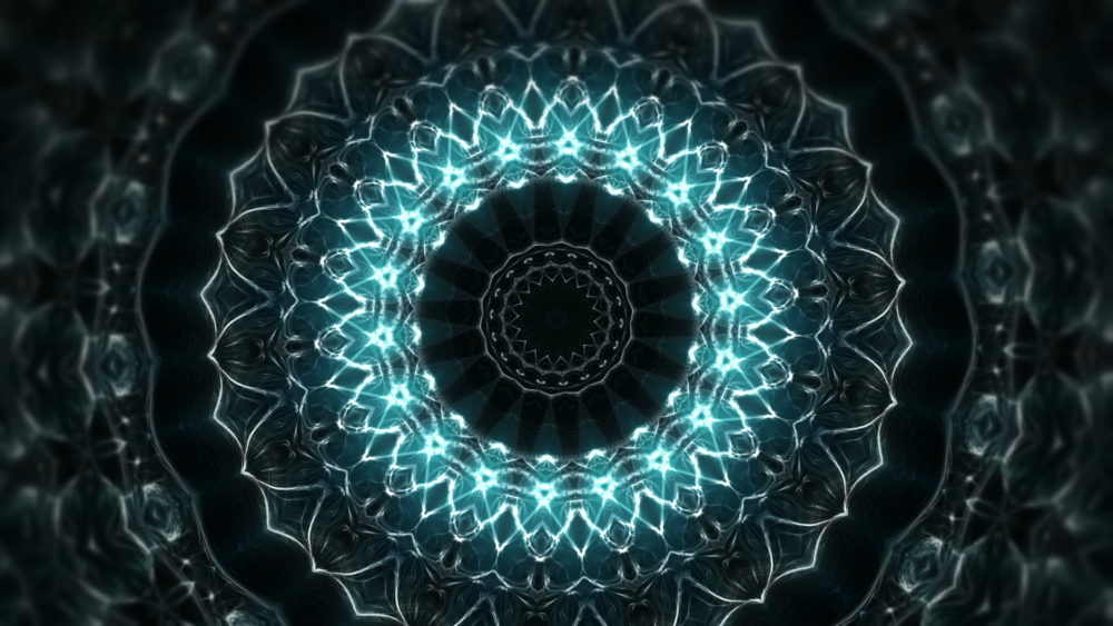 vj video background Whale-Flower-Kaleido-LIMEART-VJ-Loop-FullHD_003