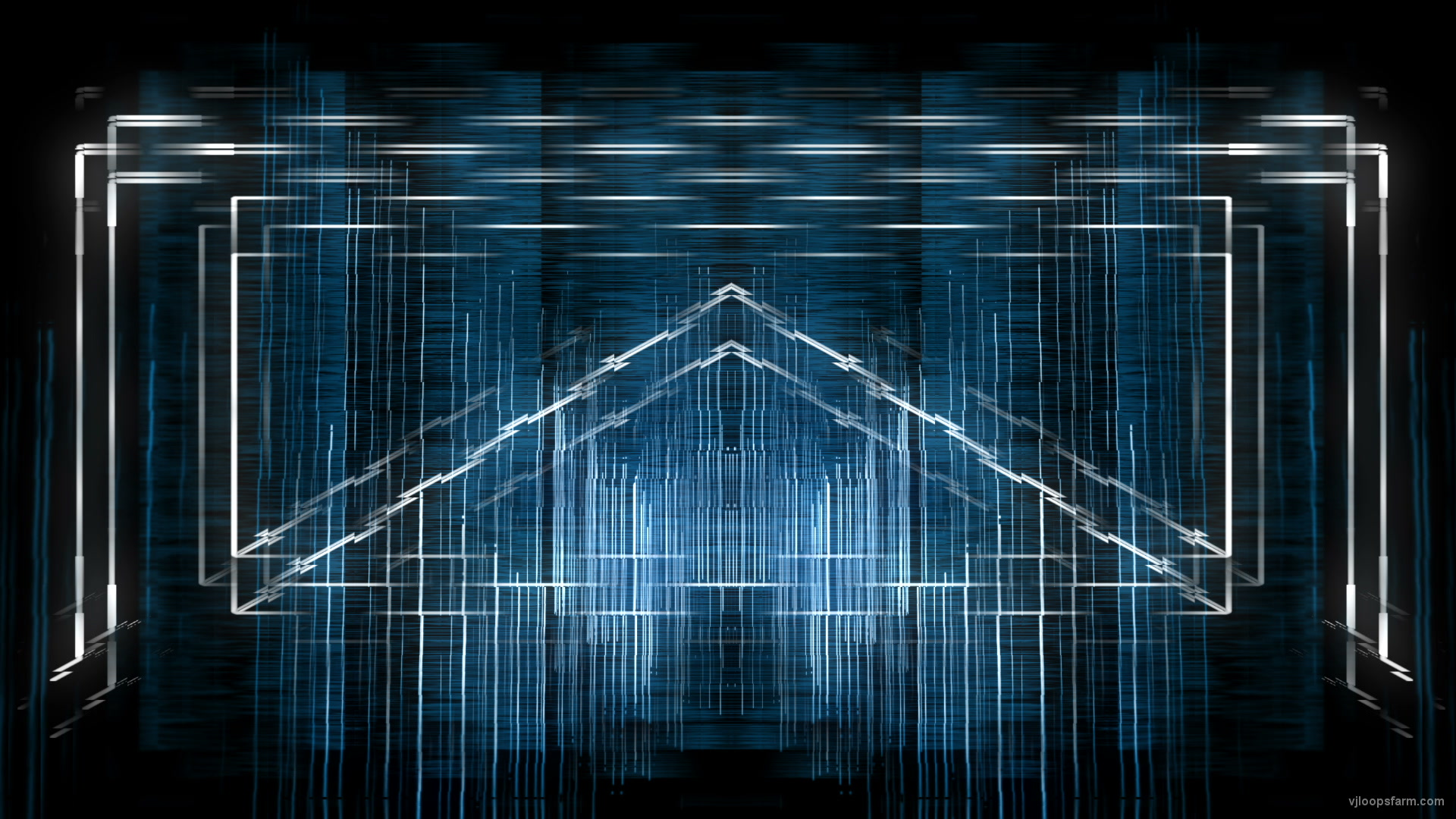 vj video background Backlines-Blue-_1920x1080_60fps_VJLoop_LIMEART_003