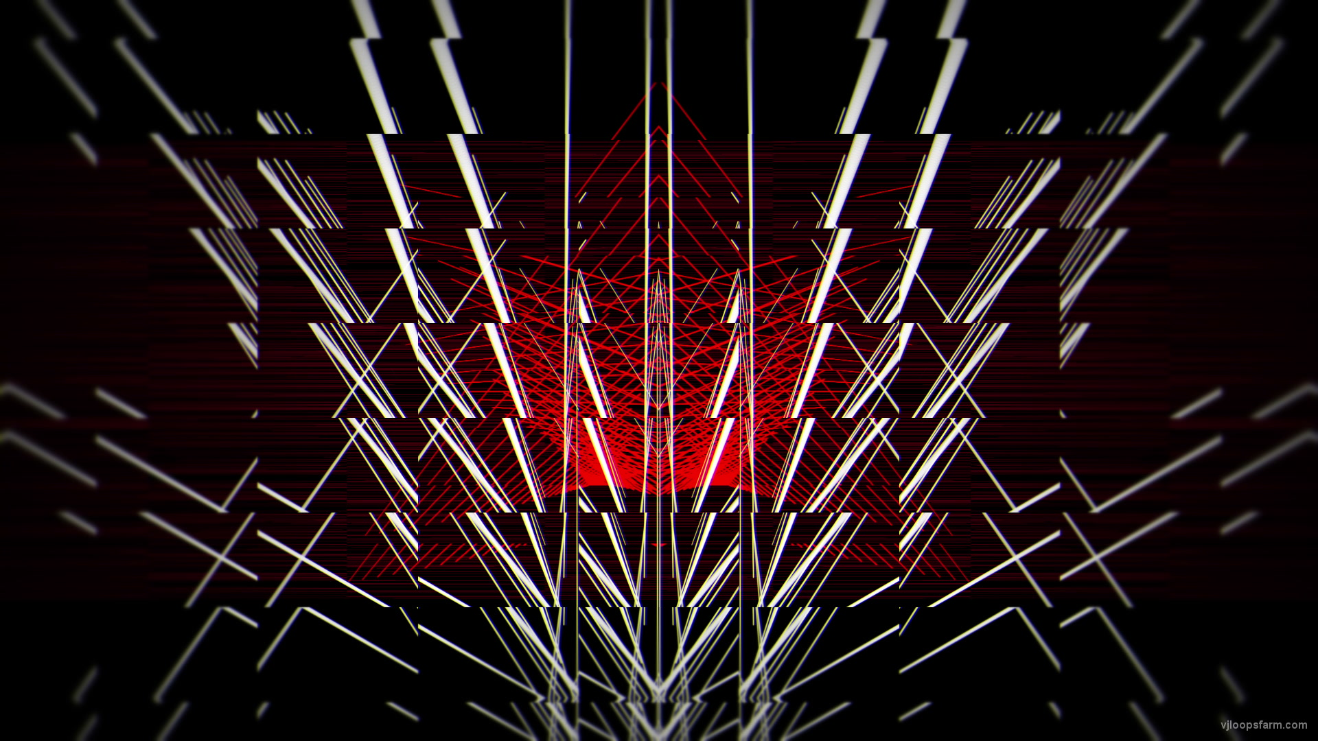 vj video background Backlines-Red11_1920x1080_60fps_VJLoop_LIMEART_003