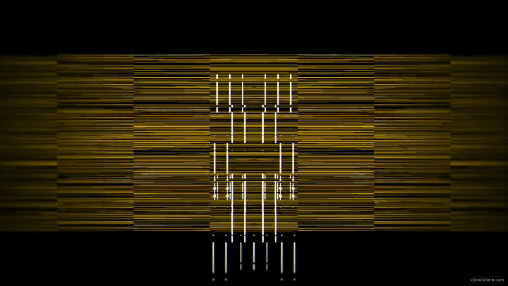 vj video background Backlines-Yellow_1920x1080_60fps_VJLoop_LIMEART_003